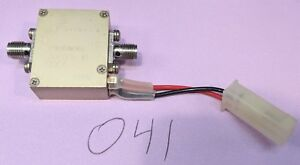 Lna Amplifier 100 1000 Mhz Stellex Cra89g Tested Guaranteed a41