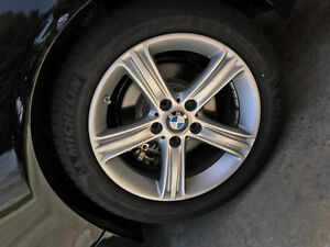 Bmw Oem 17 Runflat Tires And Rims