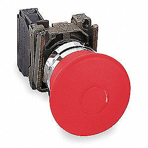 Schneider Electric Metal Emergency Stop Push Button red Xb4bt845 Red