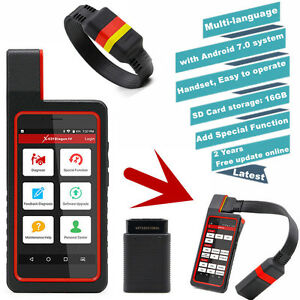 Launch X431 Diagun Iv Master Auto Diagnostic Scanner Tool 2 Years Free Update