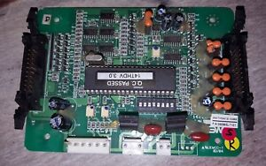 Swf Commercial Embroidery Machine Bd 000411 06 Rev 0513 Thsb Circuit Board 14ths