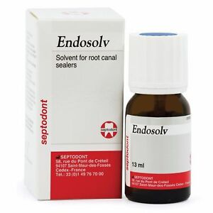 Septodont Endosolv Root Canal Filling Remover 13ml