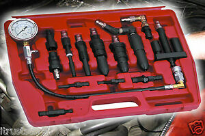 Diesel Engine Compression Tester Tool Tractors Ford Deere Cummins Waukesha