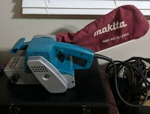 Makita belt sander 3