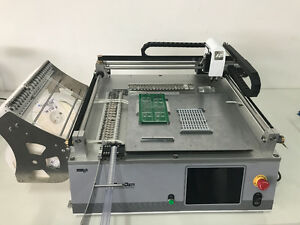 Neoden3v Smt Automatic Led Pick And Place Machine With Vision 23 Feeder Slots j