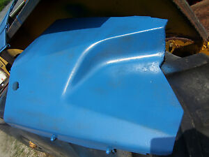 Vintage Ford 1520 Diesel Tractor side Panel