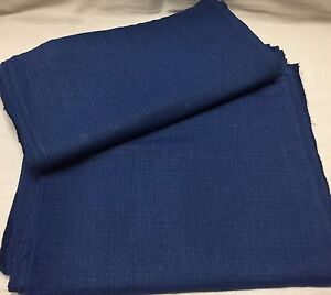 100 Pieces New Blue Glass Cleaning Huck Towel surgical Lint Free