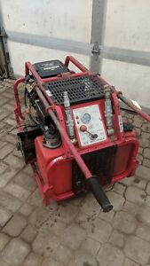 Ics Hydraulic Power Pack Saw Concrete Runs Good Stanley Rsc
