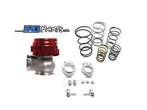 Tial Mvs 38mm V Band Universal High Flow Wastegate Red
