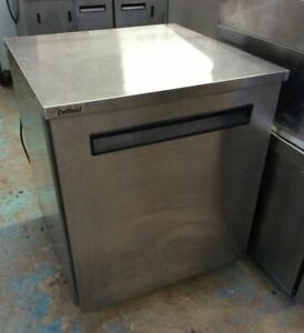 27 Delfield 406 star2 Single Solid Door Undercounter Cooler