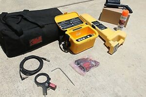 3m Dynatel 2273 Advanced Cable pipe fault Locator Set 100 Tested