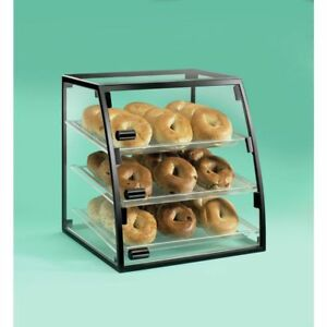 Cal milmission Style Countertop Bakery Display Case 18 l X 16 w X 21 h 75885