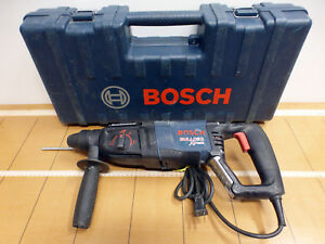 Bosch Bulldog Xtreme 11255vsr Rotary Hammerdrill Variable Speed 7 5a Used