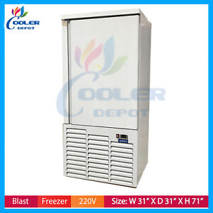 Commercial Blast Chiller Shock Freezer