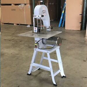 Heavy Duty Standing Butchers Meat Bone Band Saw Machine Coolerdepot Saw3