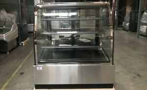 48 Bakery Deli Refrigerator Model Showcase Cooler Case Display Fridge Nsf New
