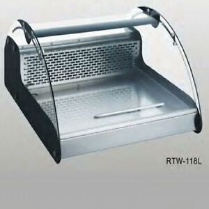 27 Counter Top Refrigerated Cake Showcase Commercial Kitchen Display Case