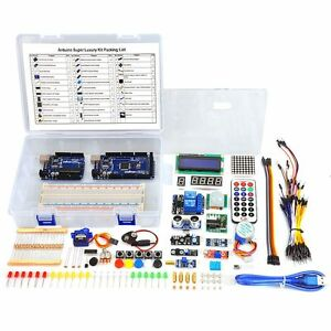 Usa Starter Kit For Diy School Projects Uno R3 Board Mega2560 Board For Arduino