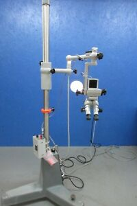 Zeiss Opmi 1 h Surgical Microscope Fully Tested