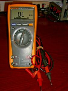 Fluke 77 Iv Digital Multimeter passes Fluke Performance Verification 77 4
