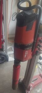 Hilti Dd200 Diamond Core Coring Bore Drill W Stand Bit