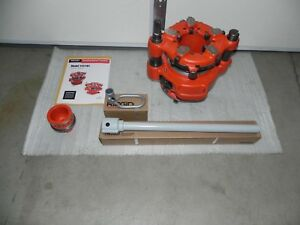 Ridgid 141 Receding Geared Threader 2 1 2 To 4 For Use W Rigid 700 300 535
