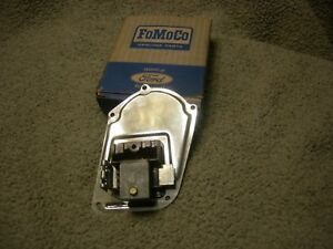 Windshield Wipers Motor Cover Switch Control 60 62 Ford