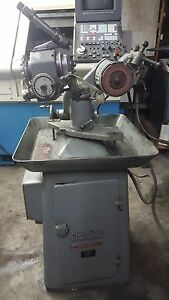 Christen System Amiet Drill And End Mill Sharpener