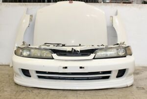 94 01 Jdm Integra Type R Front End J Front Acura Dc2 Itr 98 Hid Nose Clip B18c