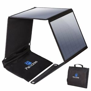 Paxcess Foldable 50w Solar Panel Charger For Suaoki Portable Generator 8mm Goal