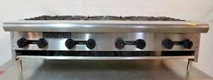American Range Gas 8 Burner Counter top Stove