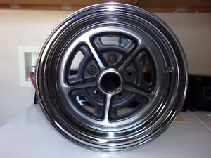 14 In Buick Chrome Ralley Wheel