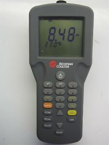 Beckman Coulter Phi 410 Portable Ph mv Meter