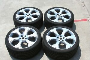 2015 Range Rover Autobiography Oem Wheels And Tires
