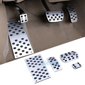 No Drill Foot Rest Fuel Brake At Pedals For Toyota Highlander 2013 15 2016 2017