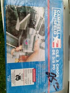 Campbell Hausfeld Butterfly Impact Wrench Tl1017 13e