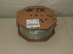 Te 61795 1 Ring And Spade Tongue Terminals 18 14awg Lot Of 9000 New