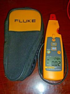 Fluke 771 Milliamp Process Clamp Meter 4 20 Ma passes Fluke Verification