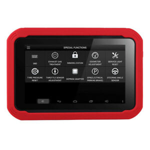 Xtool X100 Pad Auto Key Programmer With Eeprom Support Oil Reset