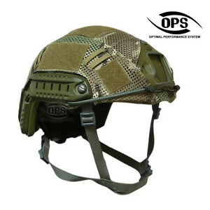 OPSUR-TACTICAL COMBAT COVER FOR OPSCORE FAST HELMET IN CRYE MULTICAM-ML