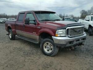 Ford F250 F350 Front Axle Assembly 3 73 Ratio Srw 2002 2003 2004