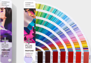 Pantone Formula Guide coated uncoated Plus Series Gp1601