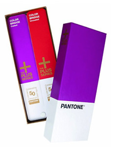 Pantone Color Bridge coated uncoated Plus Series Gp4002