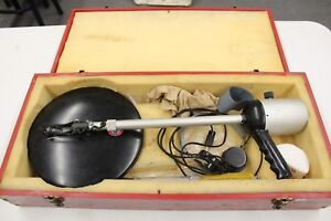 Transistorized Locator Model 220a W Carrying Case
