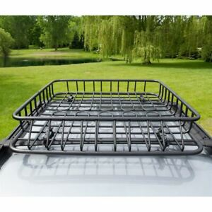 Cargo Carrier Heavy Duty Rb dlx v2 Roof Rack Cargo Storage Basket