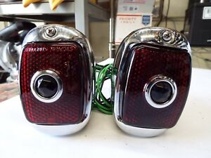1940 46 1947 1949 1949 1950 1951 1952 1953 Chevy Gmc Truck Blue Dot Taillights