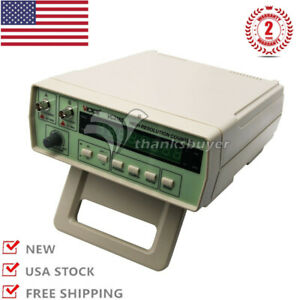 Radio Frequency Counter Rf Meter 0 01hz 2 4ghz Vc3165 Tester Cymometer Us Ship