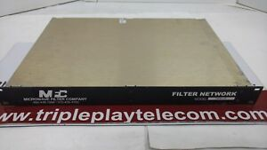 Microwave Filter 14584 40 Filter Network