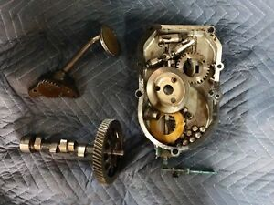 Onan 4 0 Rv Genset Generator 4000 4k Camshaft Timing Parts cover gears Oil Pump