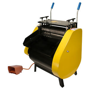Steel Dragon Tools Wra40r Automatic Wire Stripping Machine With Foot Pedal